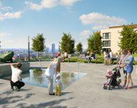 Jedinečná fontána vrezidenciách Grand Koliba bude najvyššie položená v meste