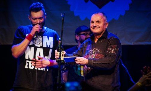 Jožo Ráž pokrstil nový album Smola a Hrušky
