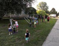 Lučenec: V meste pribudli ďalšie nové detské ihriská