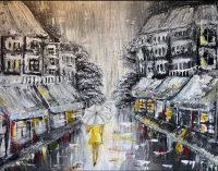 Krásna maľba Dášky z Bratislavy