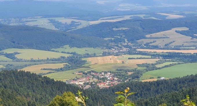 Urobte si výlet do pohoria Čergov