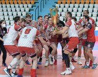 Prešovskí volejbalisti vybojovali štvrtý Slovenský pohár