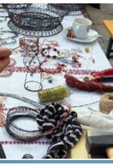 Zlaté Moravce: Čarovný svet drôtu Ivety Minárovej