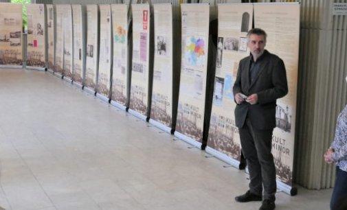 Šamorín: V mestskom kultúrnom dome otvorili výstavu Trianon 1918-1920